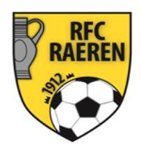 RFC Logo - anlässlich der 100 Jahrfeier entworfen