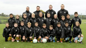 2009 - letzte Saison U10